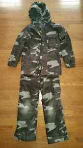 UNDER ARMOUR SNOWSUIT YOUTH SMALL