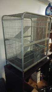 4 level Animal Cage First contact will deliver