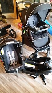 Graco Modes Car Seat and Stroller