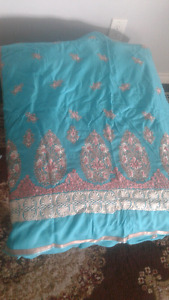 Small you medium size 3 piece salwar suit