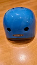 MICRO CHILDREN CLASSIC HELMET BLUE - Fits head size 53/57cm - Excellent condition