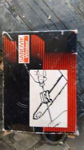 Sandvik Chain Saw sharpening guide