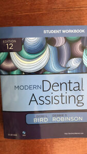 NSCC Dental Assisting Textbooks