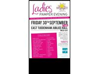 Ladies Pamper Evening