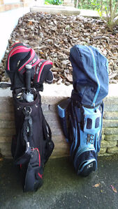 Golf club sets HIS AND HERS