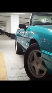 1991 Ford Mustang Rims & Tires Other