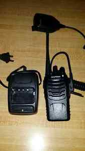 Radio émetteur         Radio Walkie talkie