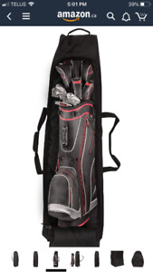 Athletico Golf Travel Cover