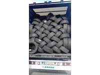 Pressure Tested Wholesale Part Worn Tyres