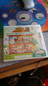 new/unopened Animal Crossing: Happy Home Designer for 3DS