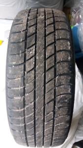 205/60/16 Summer Tires (4) like new