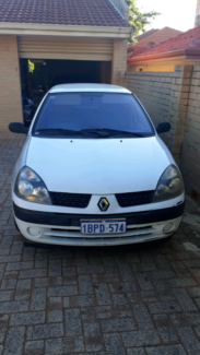 Renault Clio 2003 Hatchback 1.4 Petrol 16V Dianella Stirling Area Preview