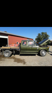 1975 Ford F-350 CUMMINS