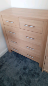 Bedroom Furniture, 4 items