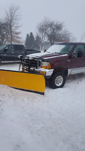 Great running and working plow truck!!