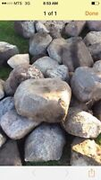 Rocks for sale for a garden projects