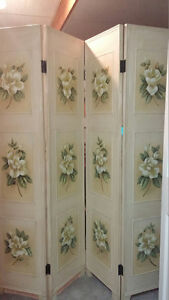 Room Divider/Privacy Screen