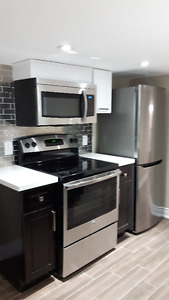$1490 /Two Bedrm Basmt Apartment @College/Bathurst all inclusive