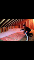 Roofing/insulating