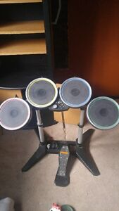 ROCK BAND DRUM SET FOR XBOX 360