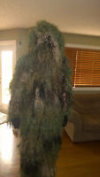 Large used ghillie suit