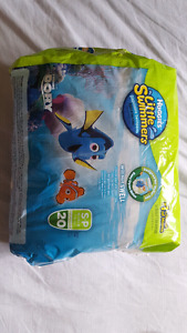 Little swimmers size small (16 left) swimming diapers