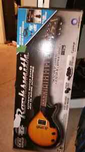 Rocksmith with lespaul jr guitar for ps3