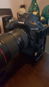 Canon 1dx w/ Canon 16-35mm L iii /75-300 iS