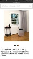 Commercial cool air condition for sale 100$