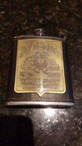 Brand New Luxurious Jim Beam Flask (7 oz)