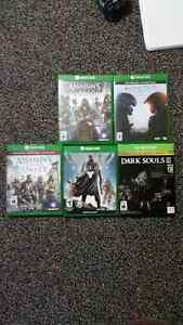 Select Xbox One games