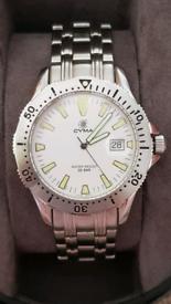 Cyma diver 200m Men's Quartz watch