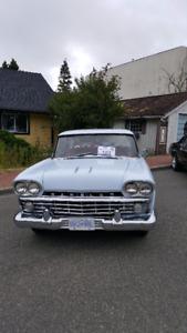 1959 AMC Rambler Super six $10,000