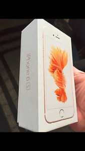 Gold iPhone 6s 32gb Rogers..APPLECARE TILL 2019
