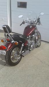 Yamaha Virago vx 750