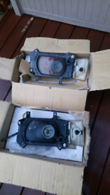 Pair of vw t4 headlights and indicators used