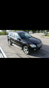 2006 ML500 AMG package