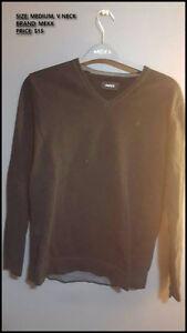 (CLOSET SALE #4) Men male clothing! Cardigans Sweater T Shirts
