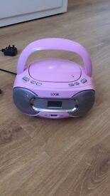CD/radio player