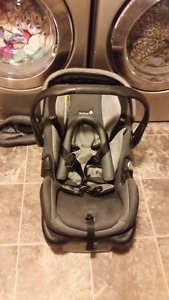 Two Safety First Air car seats