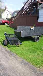 2 utility's trailers for sale