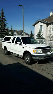2001 Ford F-150 Lariat Pickup Truck REDUCED PRICE
