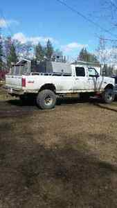 1997 Ford F-350 welding Truck, gas for both Edmonton Edmonton Area image 1