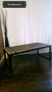 Rustic Industrial Furniture/ Harvest tables, Coffee tables ect..