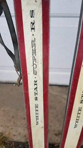 Vintage/Antique skis