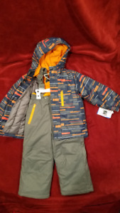Brand New 4T Boys  WestBound Winter Jacket and Ski Pants set