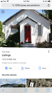 House with laneway house/studio for rent