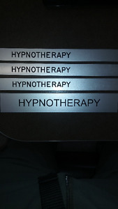 Hypnotherapy Office Signage