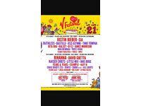 V-festival Tickets