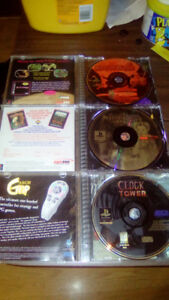 Rare Playstation One games